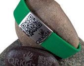 Personalized Safety Band / QR Code