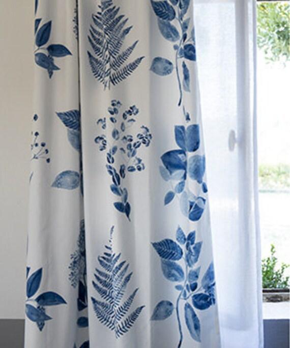 vorhang gardine von designers guild fertig von insidedeco. Black Bedroom Furniture Sets. Home Design Ideas