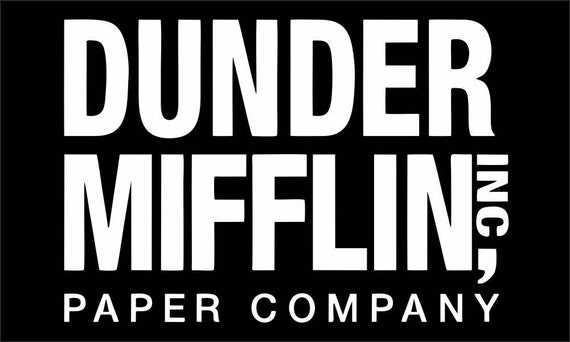buy dunder mifflin paper Items 1 - 24 of 192 official the office merchandise available here show your dunder mifflin pride with various t-shirts and housewares including pam's watercolor painting of scranton's branch, vance refrigeration swag and more.