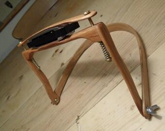 Irish Whiskey Barrel Wooden Harmonica/Harp Holder