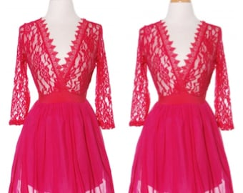 Pink Dreams Dress