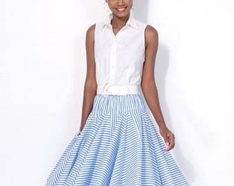 McCall's Pattern M7097 Misses' Skirts