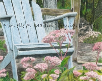Serenity Fine Art Giclee Limited Edition Print