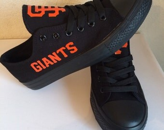 popular items for sf giants shoes on etsy