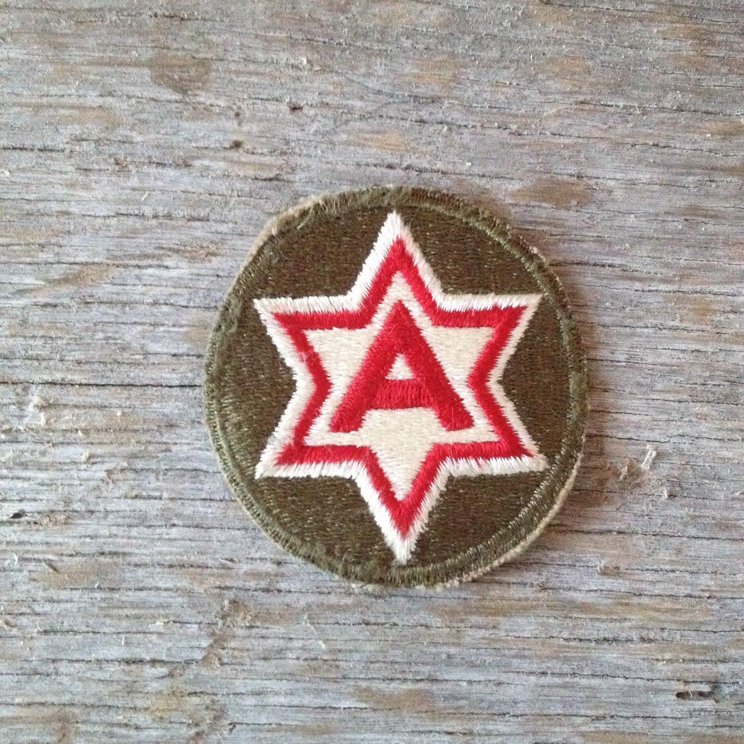 Vintage Military Patches Collectors Weekly
