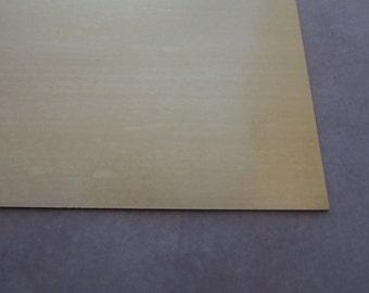 jeweler bronze sheet 24 gauge
