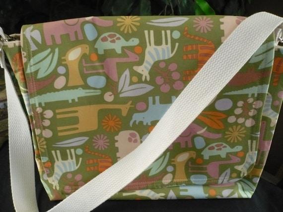 Alexander Henry Messenger Diaper Bag