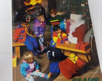 The Great American Wish Book Sears Catalog 1992