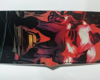 Wraith - comic book wallet