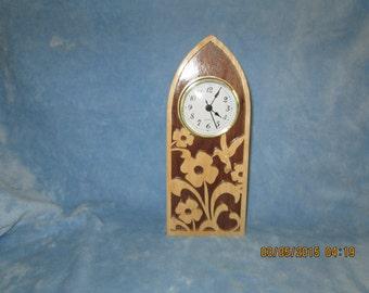Humming Bird Mantle clock