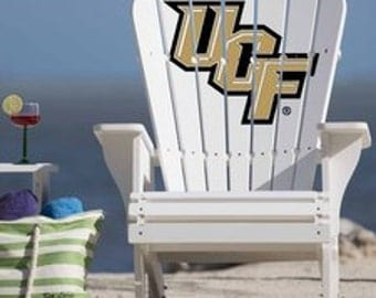 UCF Logo Adirondack Chair - Outdoor Furniture