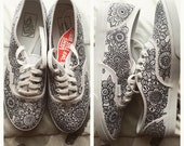 7f4f23a16bfef Items Similar To Fun Custom Canvas Shoes Unique And Surreal ...