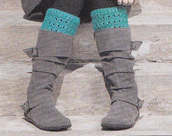 CROSS STICH LEGWARMERS