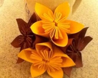 Paper Flower Centerpeice