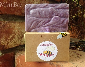 LAVENDER Pumice Soap, Handmade Soap, Cold Process Soap, Footsie Polish~The Ultimate Foot Exfoliation!!!