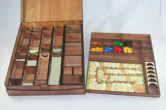carcassonne big box storage for the carcassonne game. Black Bedroom Furniture Sets. Home Design Ideas