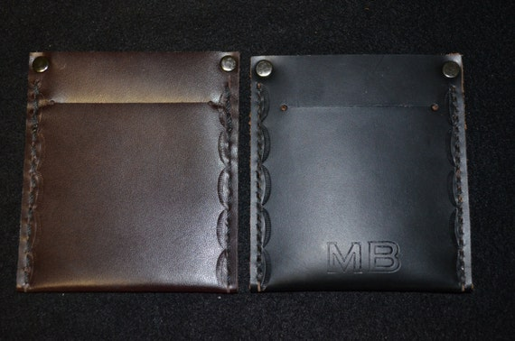 Fold Wallets Leather Wallet No-fold Wallet