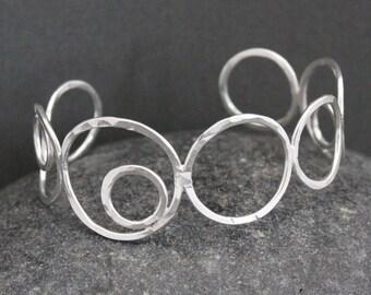 Circle Of Circles Cuff