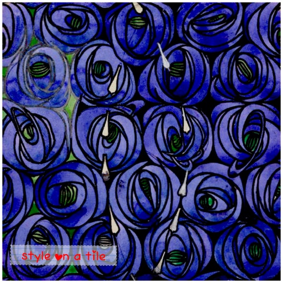 Teardrop Ceramic Tiles Design Large Ceramic Tile