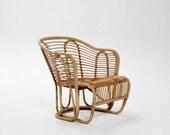 A 1930's Danish Bamboo Chair