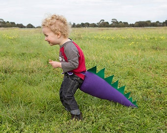 Children Dinosaur or Dragon Tail