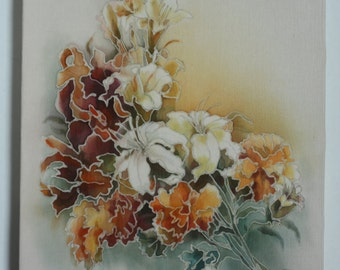 Flowers from Musha.