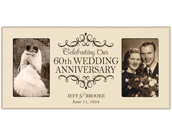 Ideas For 60th Wedding Anniversary Gifts For Parents : ... 60th anniversary wedding gift for him ,60th anniversary gift for her