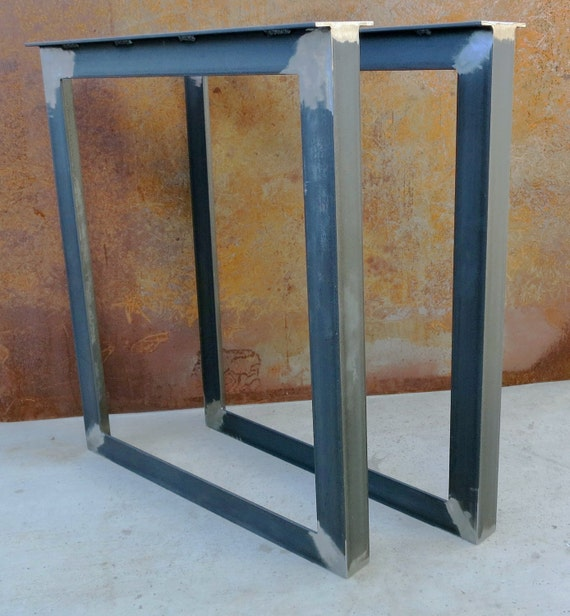Metal Table Legs - Angle