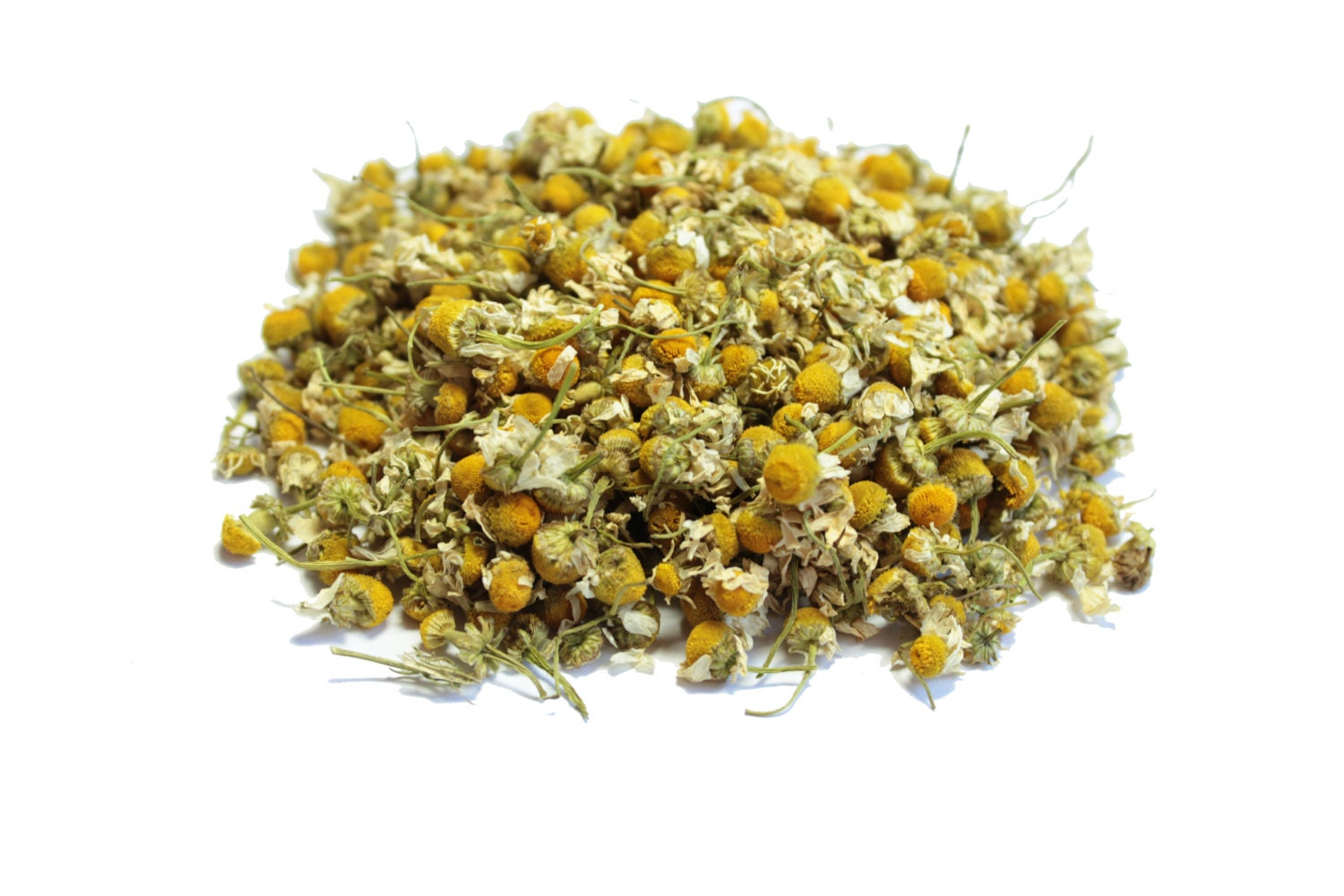 how to use dried chamomile