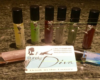 Purely Diva Perfumes
