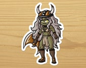 Orc Sticker - Monster Girls - Orc Battle Maiden