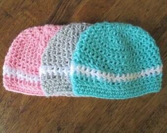 Super soft newborn hat