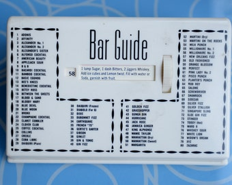 80 Drinks at Your Fingertips