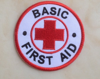 red cross basic first aid pdf