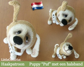 "022NLY Puppy ""Puf"