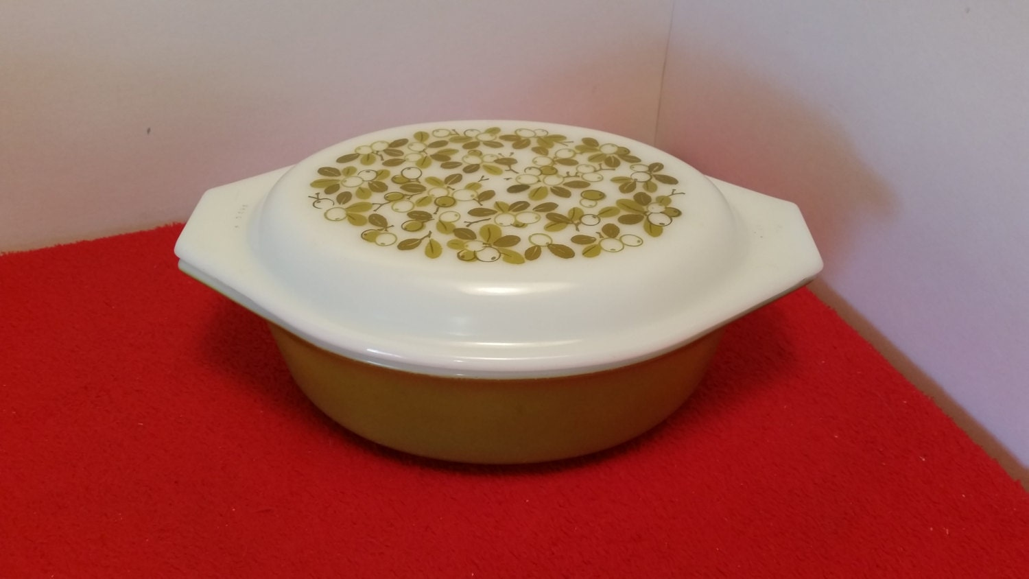 What does a 2 quart casserole dish look like 6
