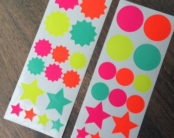 Set of 2 stickersheets (ST05)