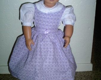 18 inch Girl Doll Dress