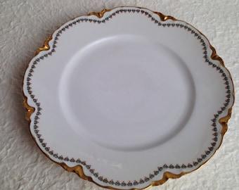 Haviland Limoges plate from France