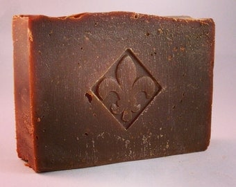 Coffee Shop - Handcrafted soap made with coffee from South Compton Soap Company