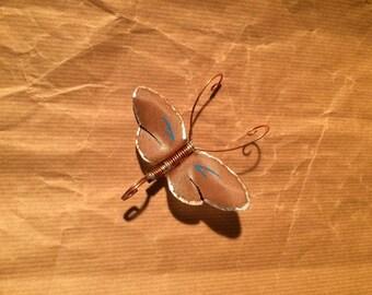 Narrow Wing Butterfly - Wirebug