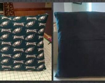 16 x 16 Philadelphia Eagles Pillow