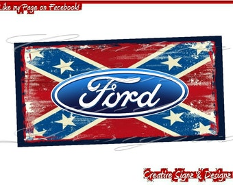 ford rebel flag wallpaper - photo #25