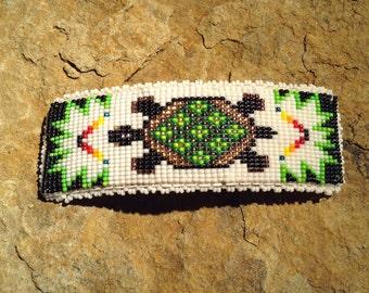 Native American barette