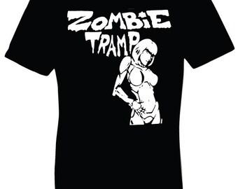 Zombie Tramp shirt