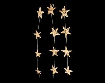 Starlight - Dried String - Natural Handmade String