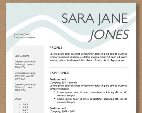 resume cv template important tips on how to by connieandjoan