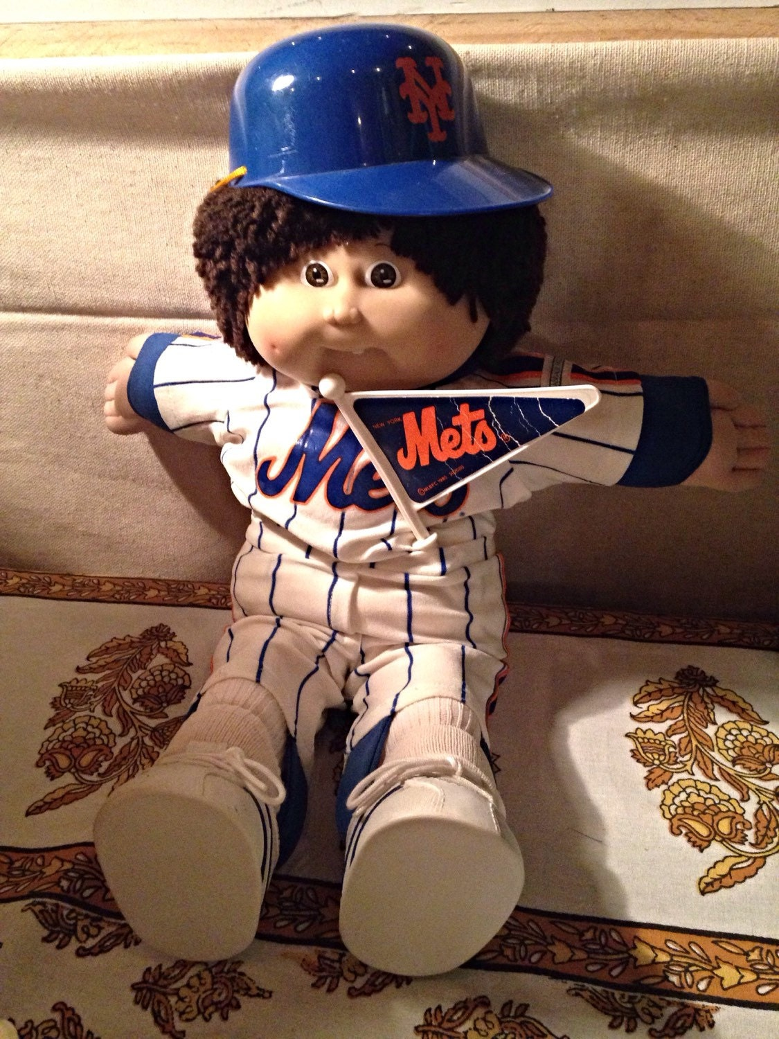 Cabbage Patch Doll New York Mets Cabbage Patch By