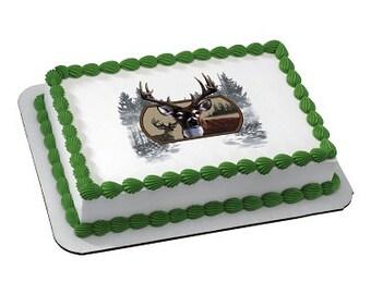 Deer Edible Image