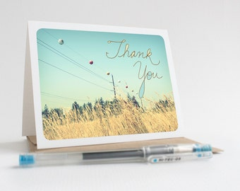 Thank You / Silver Falls Drive - Greeting Card